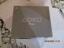 CONSOLE SONY PLAYSTATION  1 PS1 PS PSX SLIM GREY SCPH-102C COMPLETE CIB NO 2 3