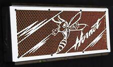 cache / Grille de radiateur Honda 600 Hornet 2003>2006 Frelon V2 + grill. orange