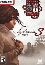 Syberia 3: Day One Edition (Windows/Mac, 2017)