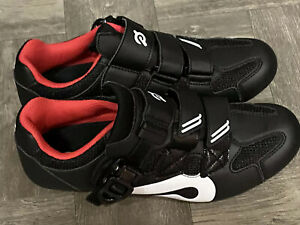 Peloton Cycling Shoes Black 38