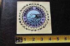 Padand Express Indonesia Restaurant - Misc South Pacific Vintage Surfing Sticker