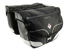 HIGH QUALITY 24-LTR WATERPROOF PANNIER BAGS medium black bike Hapo G 11202184