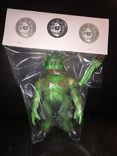 SPLURRT CINEMA MONSTER ALPHA SOFUBI KAIJU MVH NagNagNag RARE! BRAND NEW IN BAG