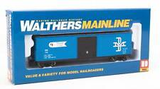 Walthers Mainline 1923 - Boston & Maine #910 - 50' Evans Smooth-Side Boxcar  RTR