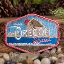 Oregon Coast Vintage   Embroidered Patch