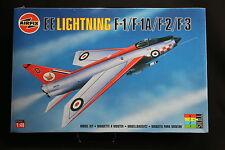 XM002 AIRFIX 1/48 maquette avion 09179 EE lightning F-1/F-1A/F-2/F-3 NB 1998