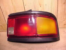 MAZDA PROTEGE 90-91 1990-1991 TAIL LIGHT PASSENGER RH RIGHT OE
