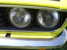 NEU 4x Scheinwerfer Opel Manta A Doppelscheinwerfer H4+H1 headlights headlamp