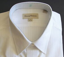 Tommy Bahama dress shirt 16 32/33 cotton white nwt $98