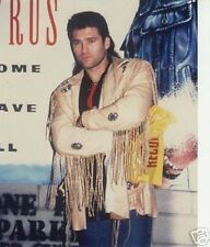 BILLY RAY CYRUS 8 X 10 COLOR PHOTOGRAPH