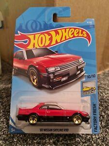 Hot Wheels '82 Nissan Skyline R30