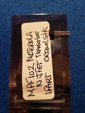 Mpf102 Jfet Motorola Transistor