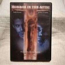 Horror in the Attic - DVD