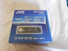 JVC KD-G 331 CD Player/MP3 In Dash Receiver