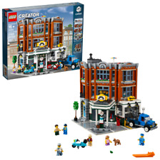 Lego Creator Expert Corner Garage Building Kit - 2569 Pieces (10264)
