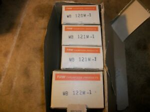 NOS TRW 1934-1959 Chrysler Dodge Plymouth 218 230 Main Bearing Set MS120M-1