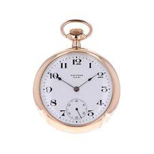 Waltham Pocket Watch 1918