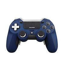 Sades Elite Pro C100 Wireless PS4 Game Controller Gamepad Blue for Playstation 4