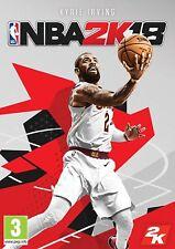 NBA 2K18 2018 EN CASTELLANO ESPAÑOL NUEVO PRECINTADO PC