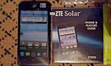 "New listing Straight Talk Zte Solar (Z795G) 4.5"" Cell Phone Smartphone"