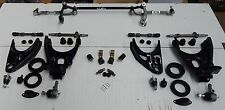 MAZDA 1000 UTE PICKUP EARLY FRONT SUSPENSION & STEERING ASSEMBLY COMPLETE KIT