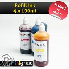 Inkghost Refill Ink for Epson TX100 TX110 T40 TX550 TX600 TX610 TX200 T20 TX300