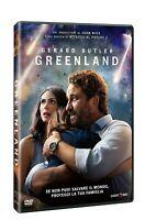 Greenland Con Gerald Butler  - Dvd - Nuovo Sigillato