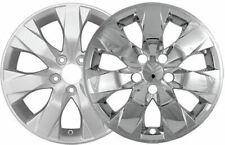 "New Set of 4 17"" Chrome Wheel Skins for 2008-2010 Honda Accord Alloy Wheels"