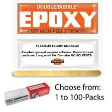 "HardmanDouble Bubble ""Orange"" Toughened Epoxy (Very High Peel Strength) #04007"