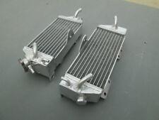 L&R Kawasaki KX250 KX 250 2-stroke 1990-1993 1991 aluminum/alloy radiator