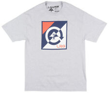 LRG 360 Degree Tree T-Shirt Lifted Research Men Heather Grey