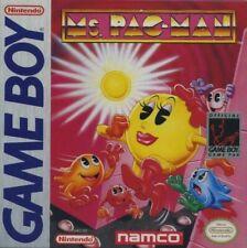 Ms. Pac-Man Nintendo Game Boy Gameboy