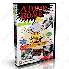 Atomic Bomb Volume 1 : Contains Archival Footage : New Documentary DVD