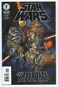 Star Wars: The Jabba Tape VG/FN Dark Horse Comics 1998