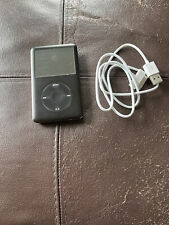 Apple iPod Classic A1238 6th Gen A1238 / Mb147Ll 80Gb Black Tested, Works Great