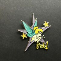 Tinker Bell Pin Trading - Tink! on the Right Disney Pin 24278