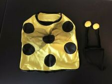 Bumble Bee Dog Costume SMALL with Headpiece