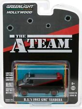 A TEAM VAN 1983 GMC FURGONETA EL EQUIPO A - MOVIE TV SERIES Edition Limitada Hot