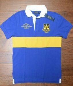 Polo Ralph Lauren Men's Custom Fit League Tourney MCMLXVII Cotton Polo Shirt s