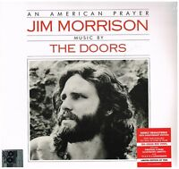 Jim Morrison & Doors: An American Prayer - LP Red  Vinyl + Booklet + litografia