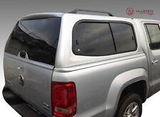 Hardtop aus Stahlblech - Vollausstattung & Schiebefenster für Volkswagen Amarok