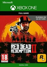 Red dead redemption 2 xbox one (Leggere Descrizione) no CD no key