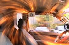 Solar Sun Powered Power Window Fan Ventilator Auto Cool Air Vent For Car Vehicle