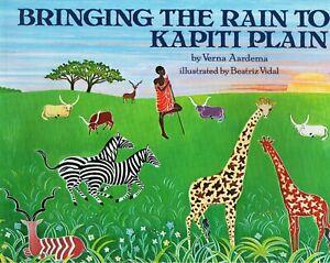 Bringing the Rain to Kapiti Plain, Verna Aardema - Key Stage 1 Picture Book.