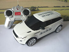 Wedding Day Gift Personalised Page Boy Name RC Radio Control EVOQUE Boys Toy