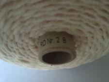 1kg Rolle Kerzen Docht (950m Spule) Runddocht Nr.2  NUR 6 Cent pro Meter