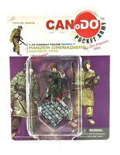 1:35 Dragon Models Can.Do Series German Winter Infantry Figure Kneeling Firing