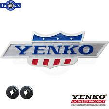 "68-69 Camaro Nova "" YENKO "" Emblem DieCast Metal YOLP LICENSED Product EACH"