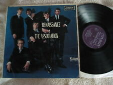 "RENAISSANCE THE ASSOCIATION VINYL RECORD LP 12"" MONO UK"
