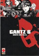 GANTZ NUOVA EDIZIONE VOLUME 6 EDIZIONE PLANET MANGA